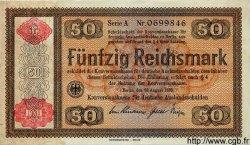 50 Reichsmark ALLEMAGNE  1934 P.211 TTB