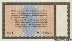 50 Reichsmark ALLEMAGNE  1934 P.211 pr.NEUF
