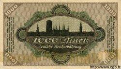 1000 Mark DANTZIG  1923 P.16 SUP