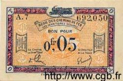 5 Centimes ALLEMAGNE  1923 R.855a pr.NEUF