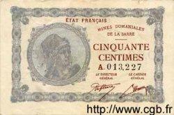 50 Centimes ALLEMAGNE  1930 R.865 TTB