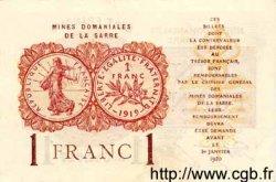 1 Franc ALLEMAGNE  1930 R.866 SUP+