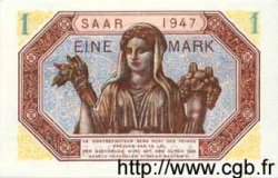 1 Mark SARRE FRANCE  1947 VF.44.01 pr.NEUF