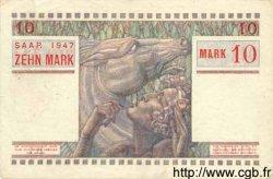 10 Mark ALLEMAGNE  1947 R.870 TTB+