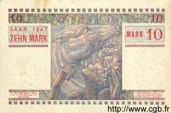 10 Mark ALLEMAGNE  1947 R.870 SUP
