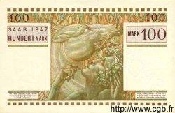 série 1, 2, 5, 10, 50 et 100 Mark FRANCE  1947 R.867 à 872s pr.NEUF