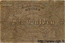 1 Gulden ALLEMAGNE Hesse 1855 PS.0263 TB