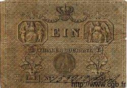 1 Thaler ALLEMAGNE  1835 PS.0399 TB+