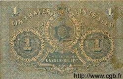 1 Thaler ALLEMAGNE  1867 PS.0629 TTB+