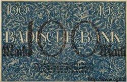 100 Mark ALLEMAGNE  1918 PS.0907 TTB