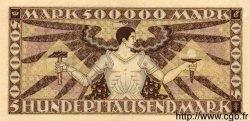 500000 Mark ALLEMAGNE Mannheim 1923 PS.0911 SPL
