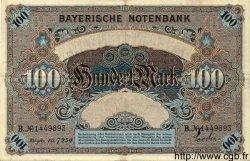 100 Mark ALLEMAGNE Munich 1900 PS.0922 TTB