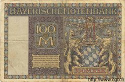 100 Mark ALLEMAGNE  1922 PS.0923 TB