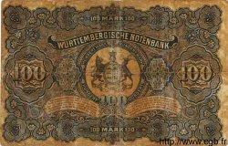 100 Mark ALLEMAGNE  1911 PS.0979b B à TB