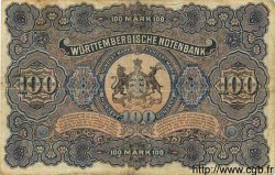 100 Mark ALLEMAGNE  1911 PS.0979b TTB