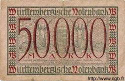 50000 Mark ALLEMAGNE  1923 PS.0984 TB