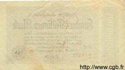 100 Millionen Mark ALLEMAGNE  1923 PS.1017a TTB+