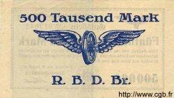 500000 Mark ALLEMAGNE  1923 PS.1131 TTB+