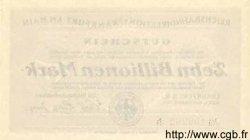 10 Billionen Mark ALLEMAGNE  1923 PS.1228 NEUF