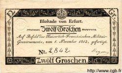 12 Groschen ALLEMAGNE  1813 PS.1465 TTB à SUP