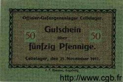 50 Pfennige ALLEMAGNE Cellelager 1917 K.27 pr.NEUF