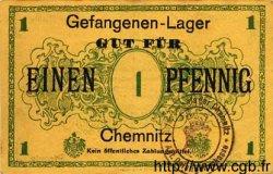 1 Pfennig ALLEMAGNE  1917 K.29 TTB