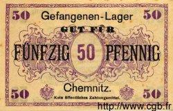 50 Pfennig ALLEMAGNE Chemnitz 1917 K.29 SUP