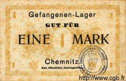 1 Mark ALLEMAGNE Chemnitz 1917 K.29 TTB