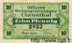 10 Pfennig ALLEMAGNE  1917 K.30 pr.NEUF