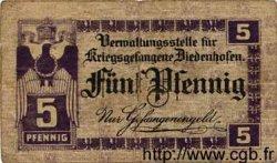 5 Pfennig ALLEMAGNE Diedenhofen 1917 K.38 TB