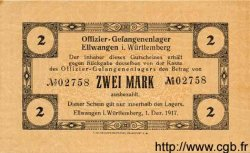 2 Mark ALLEMAGNE  1917 K.45 SPL