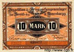 10 Mark ALLEMAGNE  1917 K.66b SPL