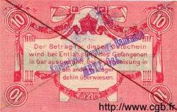 10, 20 et 50 Pfennig ALLEMAGNE Metz 1917 K.91 pr.NEUF