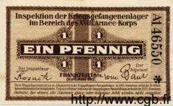 1 Pfennig ALLEMAGNE  1917 K.- SPL