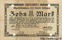 10 Mark ALLEMAGNE  1918 K.12c TB