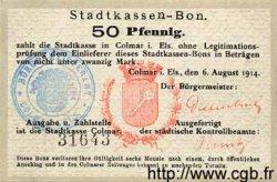 50 Pfennig ALLEMAGNE  1914 K.65 pr.SUP
