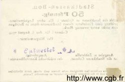 50 Pfennig ALLEMAGNE Colmar 1914 K.65 pr.SUP