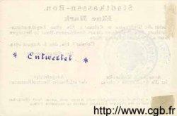 1 Mark ALLEMAGNE Colmar 1914 K.65 pr.SUP