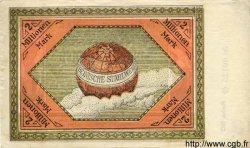 2 Millionen Mark ALLEMAGNE  1923 K.1205o TTB+