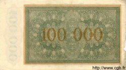 100000 Mark ALLEMAGNE Essen 1923 K.1429b TB+