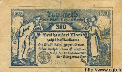300 Mark ALLEMAGNE  1922 K.297a B à TB