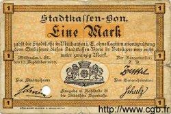 1 Mark ALLEMAGNE  1914 K.247a TB