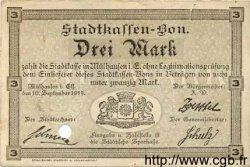 3 Mark ALLEMAGNE  1914 K.247a SUP+