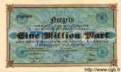 1 Million Mark ALLEMAGNE Recklinghausen 1923 K.4460c pr.NEUF