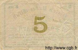 5 Mark ALLEMAGNE  1918 K.- TTB+