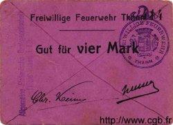 4 Mark ALLEMAGNE  1914 K.396 TTB