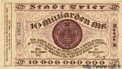 10 Milliards Mark ALLEMAGNE  1923  SUP+
