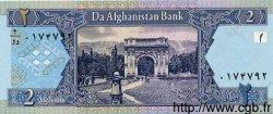 2 Afghanis AFGHANISTAN  2002 P.065 NEUF