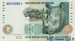 10 Rand AFRIQUE DU SUD  1999 P.123b NEUF