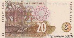 20 Rand AFRIQUE DU SUD  1993 P.124a NEUF